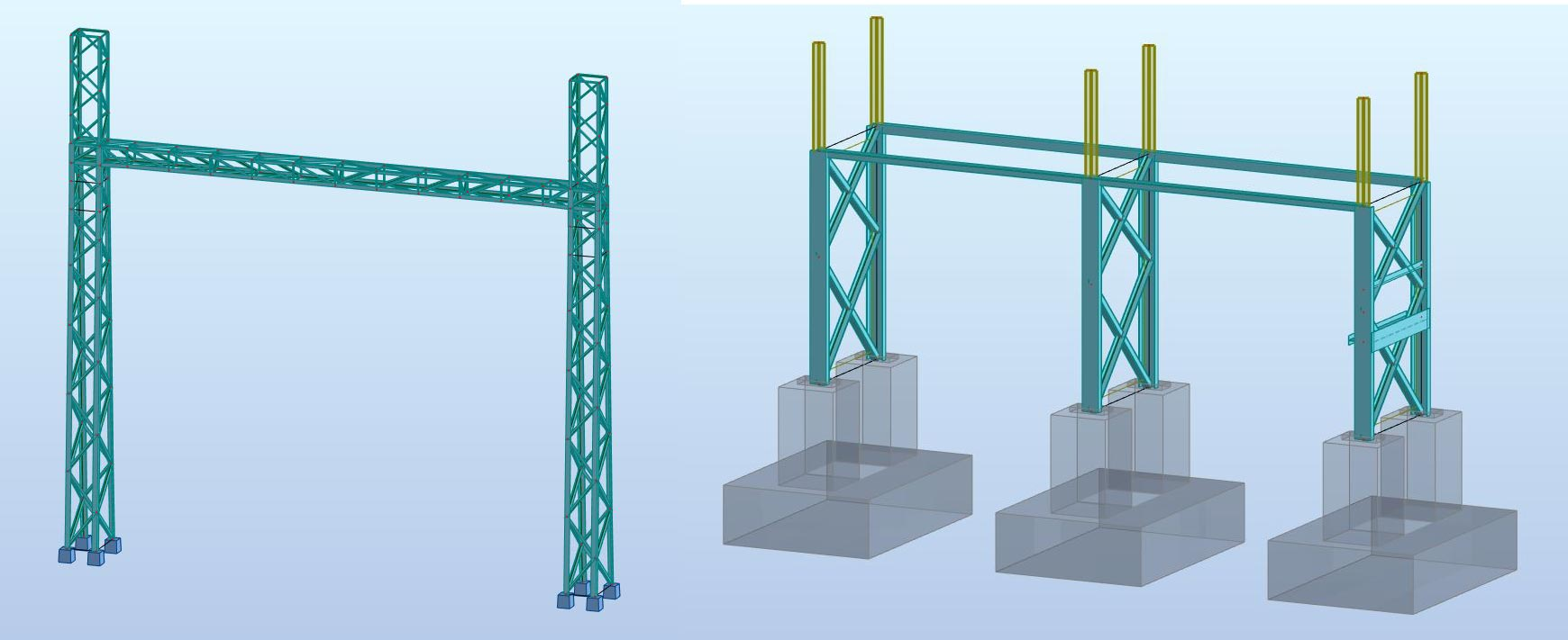 Steel Gantry