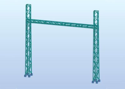 STEEL GANTRY, JORDAN