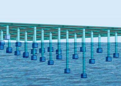 Steel Offshore Platforms